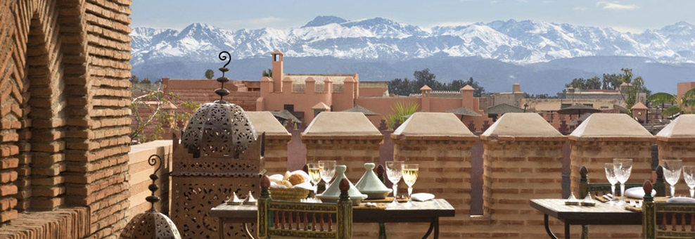Luxury hotels in morocco marrakech hotels riad in for Best riads in marrakesh
