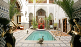 Luxury Marrakech hotels and Riads