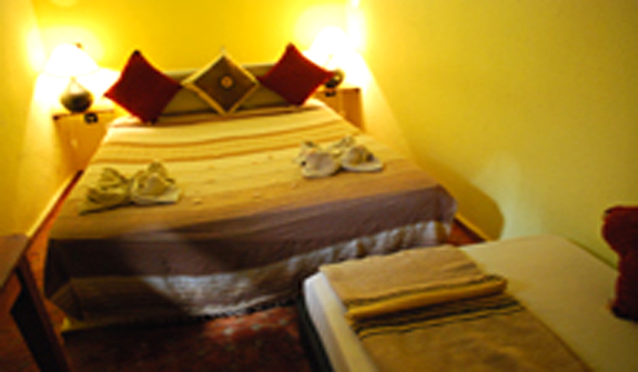 Habitacion doble Bab Sbaa