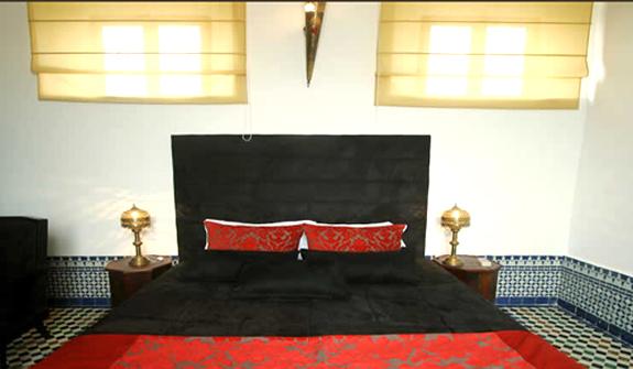 Chambre double Ibn Battouta