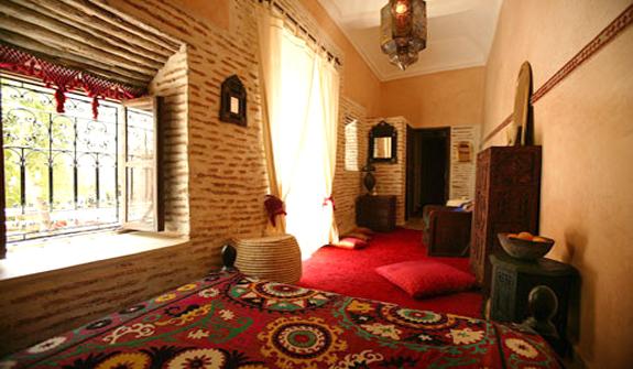 Riad Dar Abiad, Riad Dar Abiad en Marrakech, reserva en línea.