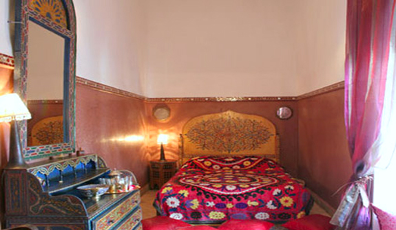 Double room Marron