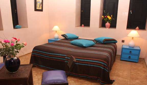 Double room  Turquoise