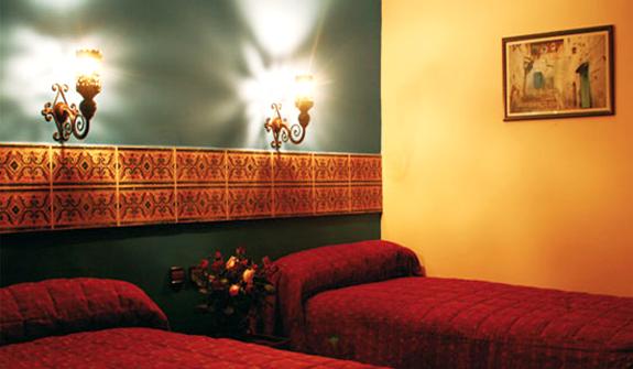 Camera singola Vue Medina