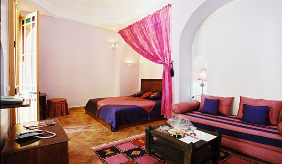 Double room Taroudant