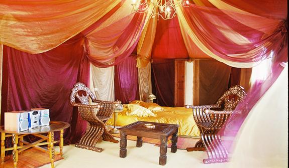 Suite Tente Caidale