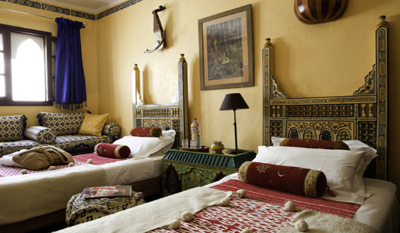 Chambre double Kasbah