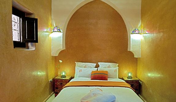 Habitacion doble Marrakech