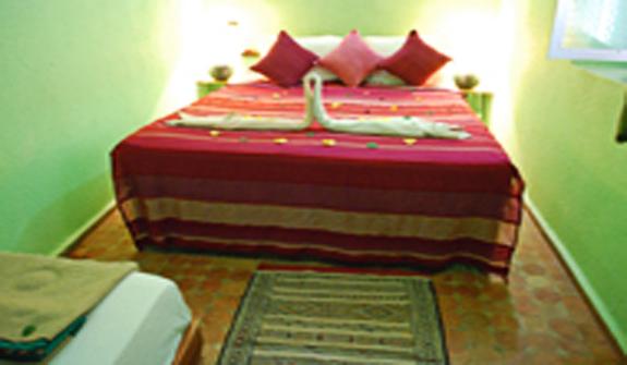 Habitacion doble Ouarzazate