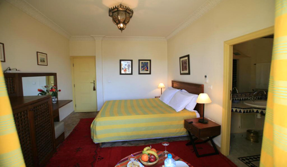 Double room Petit Socco
