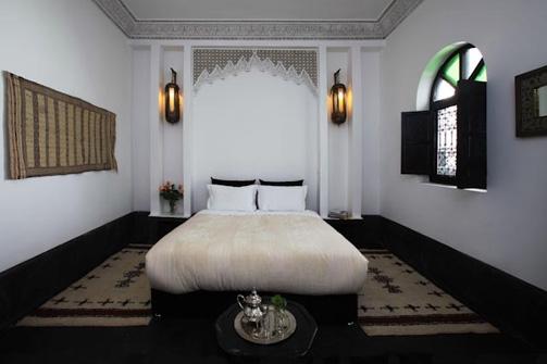 Riad dabachi prenotazione dell 39 riad dabachi a marrakech offerte speciali - Televisione in camera da letto si o no ...