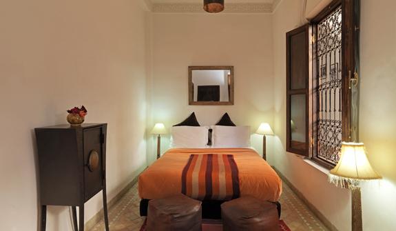 Chambre double Mandarine