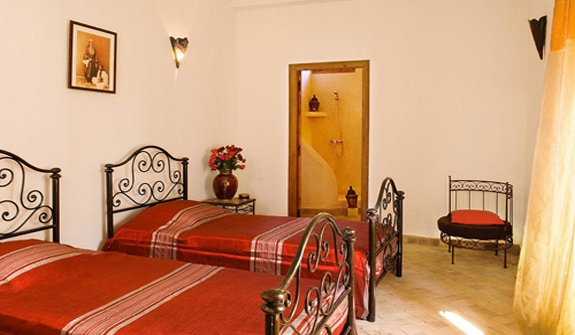 Double room Palais el Badi