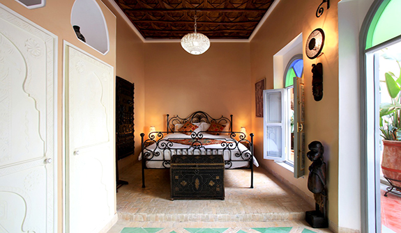 Suite-Apartamento Jnane el Afia