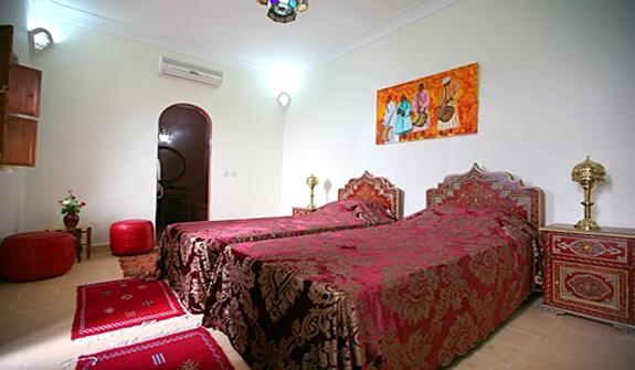 Habitacion twin Ali Baba