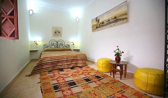 Chambre double Sahara