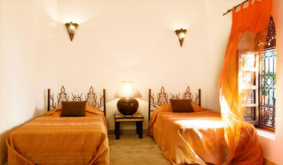 Double room Kasbah