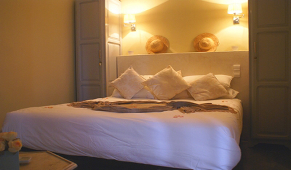 Double room Santal Blanc