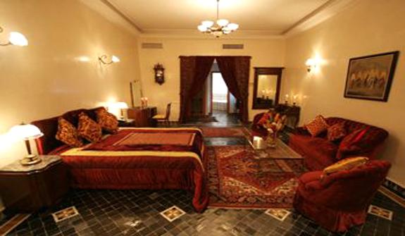 Suite-Apartamento Sherazade