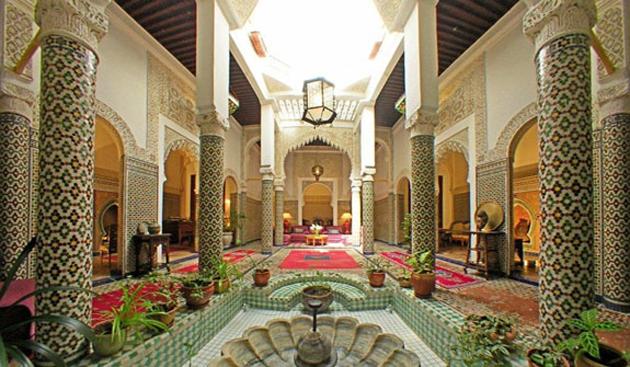 Riad Dar El Mouhit Riad Dar El Mouhit In Rabat Instant