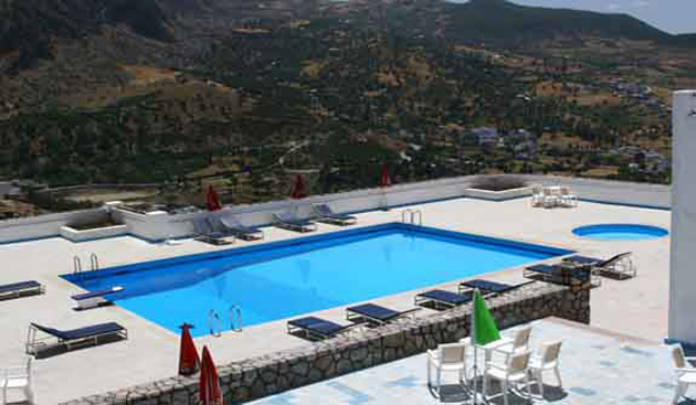 Hotel Atlas Asmaa in Chefchaouen