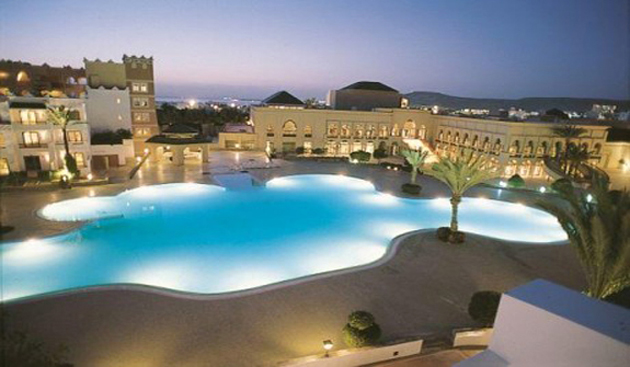 Atlantic Palm Beach Hotel Agadir City