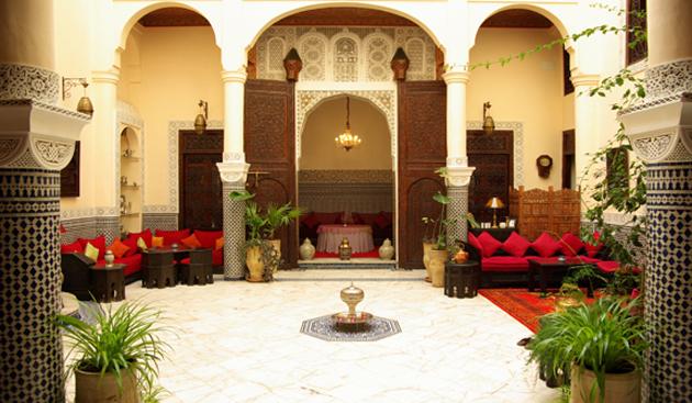 Riad Ibn Battouta en Fez