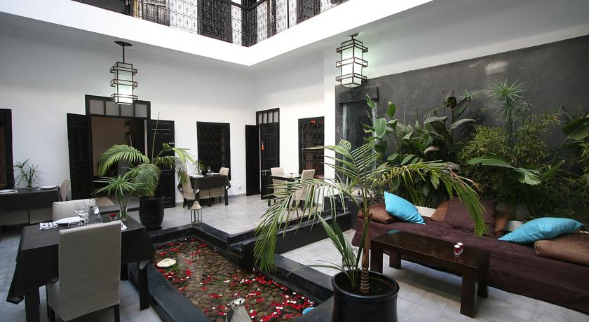 Riad Villa Wenge in Marrakech