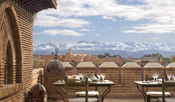Hotel La Sultana à Marrakech