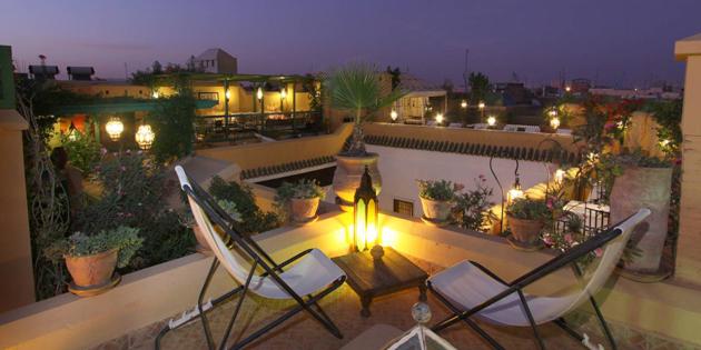 Riad Karmela a Marrakech