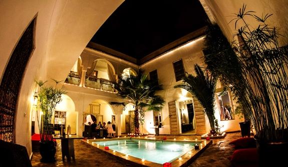 Riad Anyssates a Marrakech