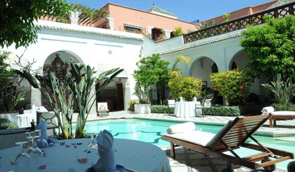 Riad dar donab marrakech meilleures offres de riad dar for Construction piscine marrakech