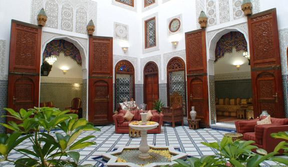 Riad La perle de la Medina à Fes