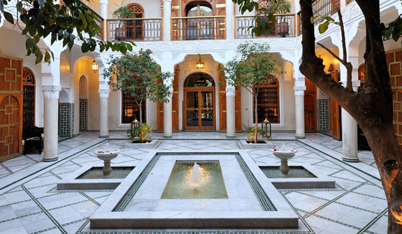 Riad laurence olivier riad laurence olivier in marrakech for Best riads in marrakesh