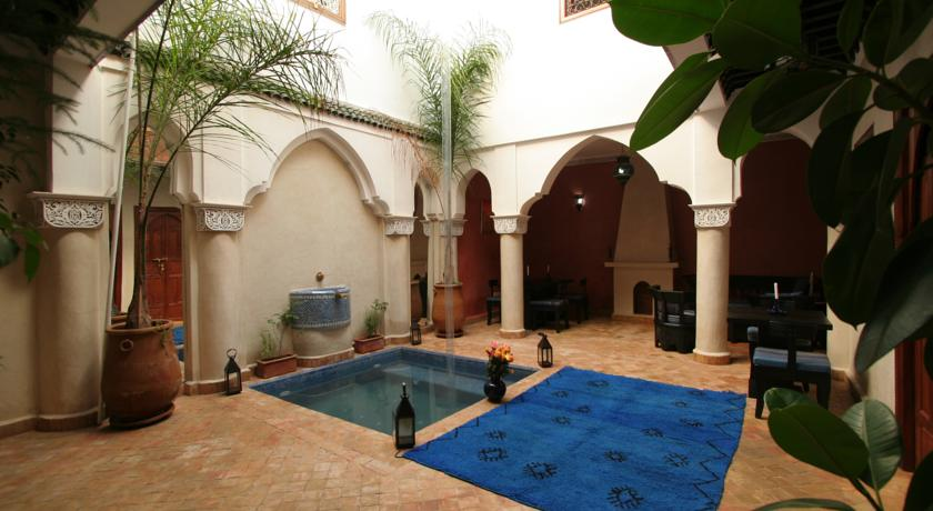 Riad Morgane en Marrakech