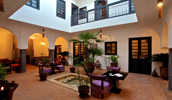 Riad Amiran in Marrakech
