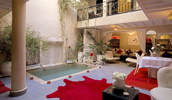 Riad Alnais in Marrakech