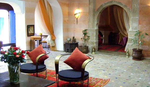 Riad Asmitou en Essaouira