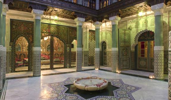 Riad Mumtaz Mahal en Essaouira