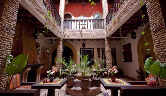 Riad Maison du Sud en Essaouira