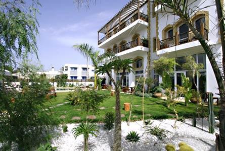 Hotel Ocean Vagabond en Essaouira