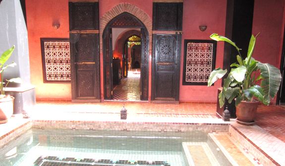 Riad Samsli in Marrakech