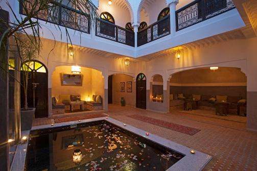 Riad Dabachi en Marrakech