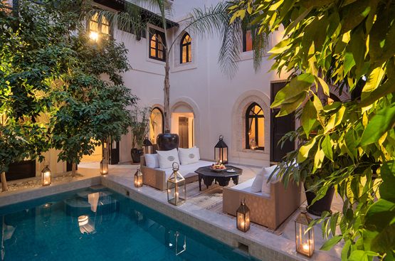Riad Kheirredine en Marrakech