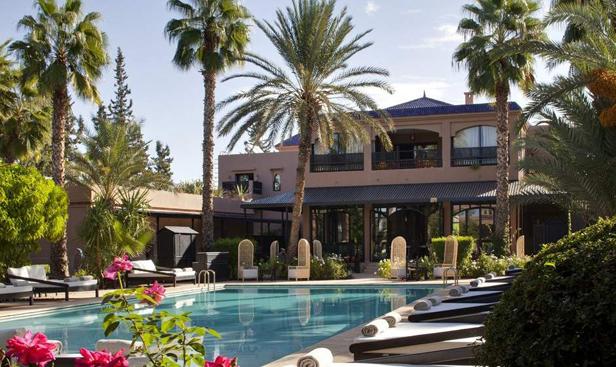 Hotel Palais de L'O à Marrakech