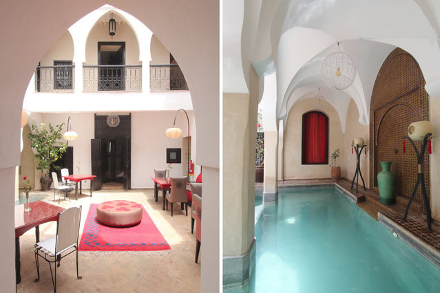 Riad Alamanda in Marrakech