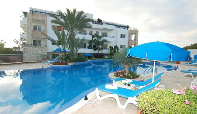 Hotel Golden Beach Appart hotel  en Agadir