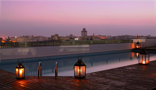 Hotel Palais Heure Bleue en Essaouira
