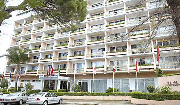 Hotel Intercontinental en Tanger
