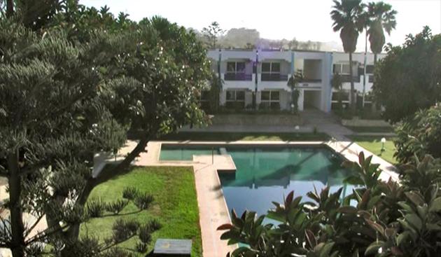 Hotel Al Khaima en Asilah